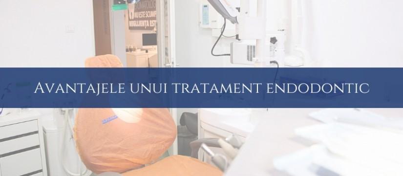 avantajele unui tratament endodontic
